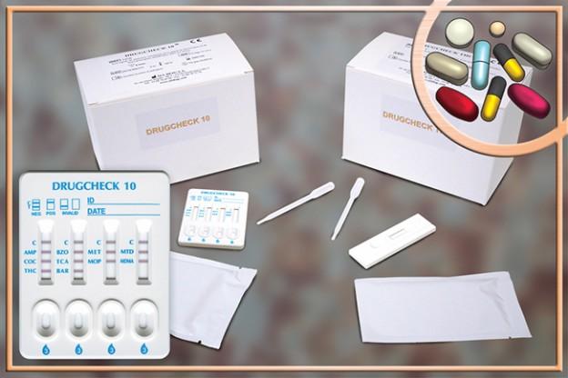Poradna #47 – DRUGCHECK®10 – změna balení