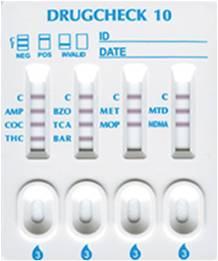 Poradna #26 – Rychlé testy DRUGCHECK®