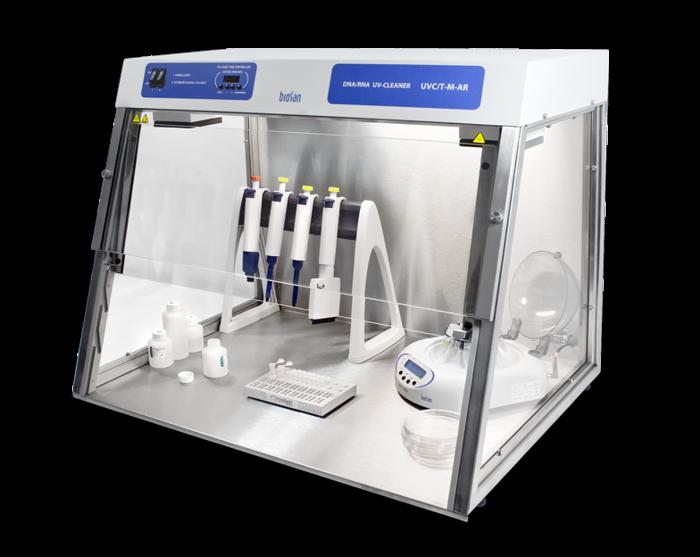 Poradna #33 – PCR boxy Biosan