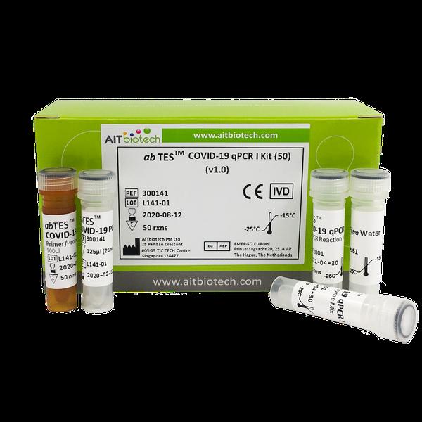 Real-time PCR detekce Covid-19