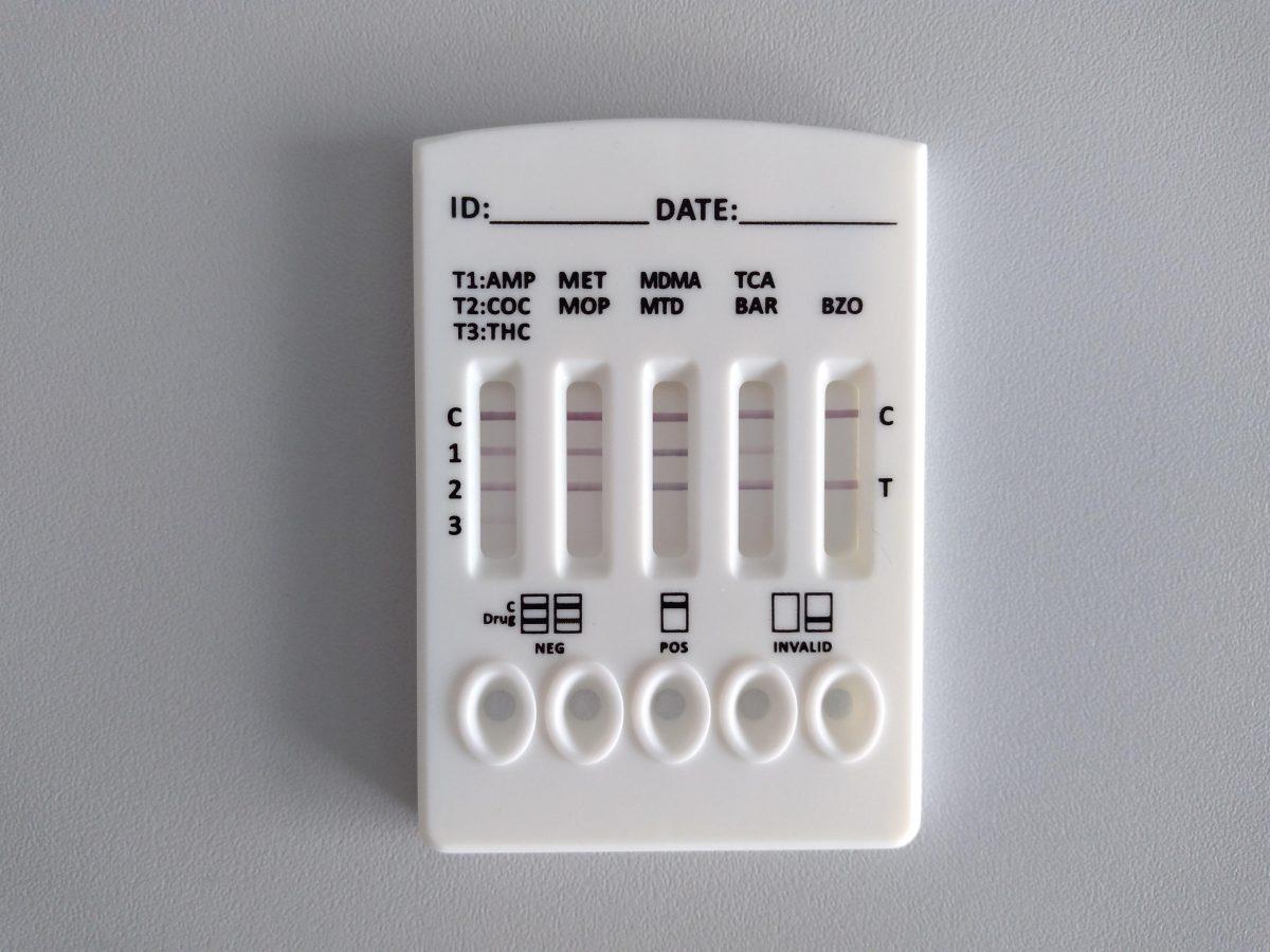 Poradna #08 – Nová verze testu Drugcheck®