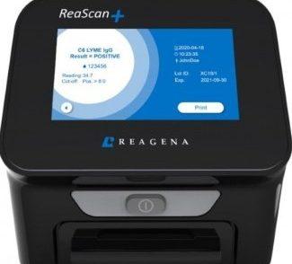 ilustrační obrázek ReaScan®+ nový reader POC testů