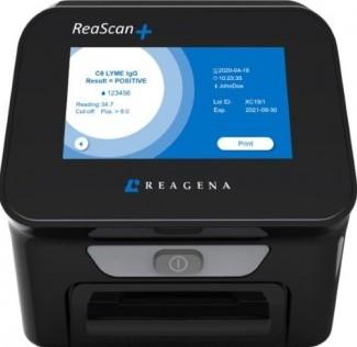 ReaScan®+ nový reader POC testů