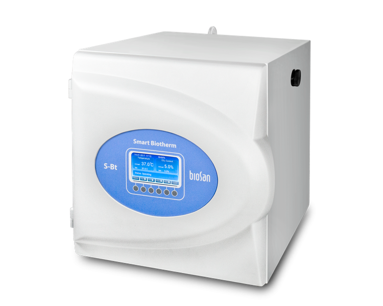 Poradna #16 – CO₂ inkubátor – S-Bt Smart BioTherm