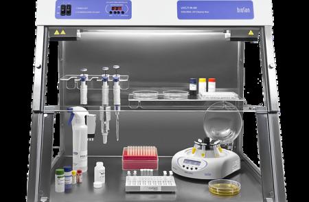 ilustrační obrázek PCR boxy Biosan